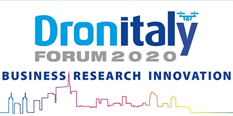 Dronitaly Forum 2020: business, research, innovation biglietti