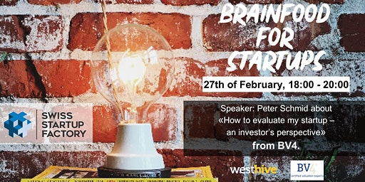 Brainfood for Startups