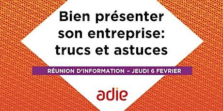 Trucs et Astuces pour bien présenter son projet entrepreneurial billets