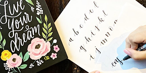 Intro to Modern Calligraphy for Beginners