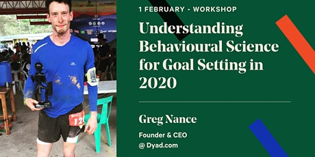 Understanding Behavioural Science for Goal Setting in 2020 tickets