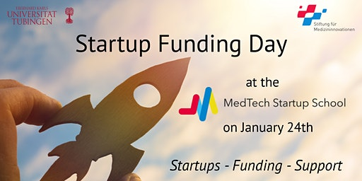 Startup Funding Day