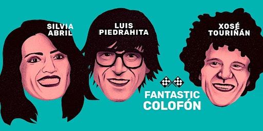 FANTASTIC COLOFON en el Teatro Colón de A Coruña | EMHU 2020