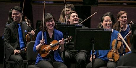 Leonard Slatkin Conducts The Orchestra Now tickets