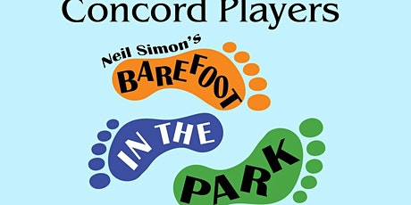 """Barefoot in the Park"" tickets"