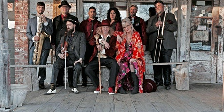 Squirrel Nut Zippers & Dirty Dozen Brass Band tickets