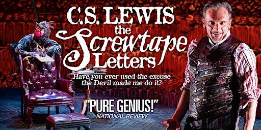 """C.S. Lewis' """"The Screwtape Letters"""""""