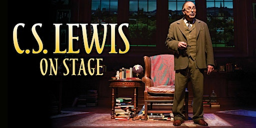 """C.S. Lewis On Stage: """"The Most Reluctant Convert"""""""