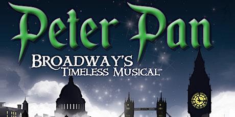 """Peter Pan"" tickets"