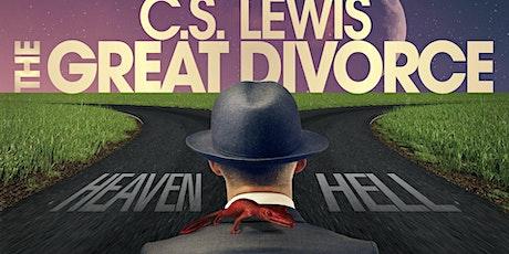 "C.S. Lewis' ""The Great Divorce"" tickets"