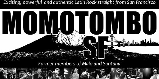 Momotombo SF With Opening Act Dakila