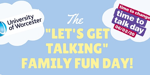 Family Fun Day Lets Get Talking