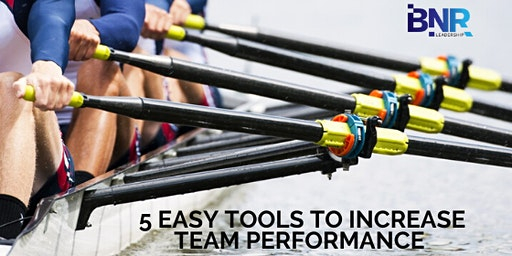 5 Easy Tools to Increase Team Performance