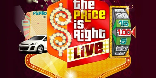 """""""The Price is Right Live!"""""""