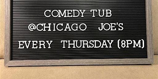 """""""Comedy Tub"""""""