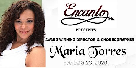 ENCANTO PRESENTS:MARIA TORRES @ CVPA tickets