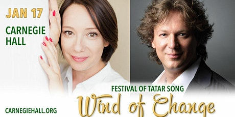 """Festival of Tatar Song: """"Wind of Change"""" tickets"""