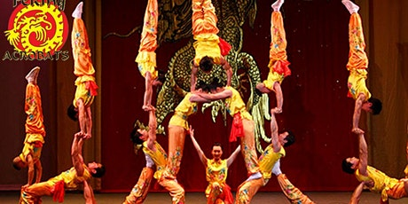 The Peking Acrobats tickets