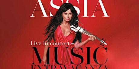 """Assia Ahhatt: """"A Music Extravaganza"""" tickets"""