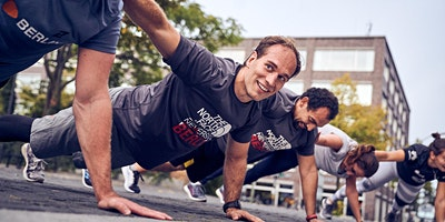 #NeverStopBerlin Weekly Outdoor Training Session