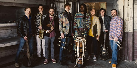 Soulsha: Afro-Celtic Funk tickets