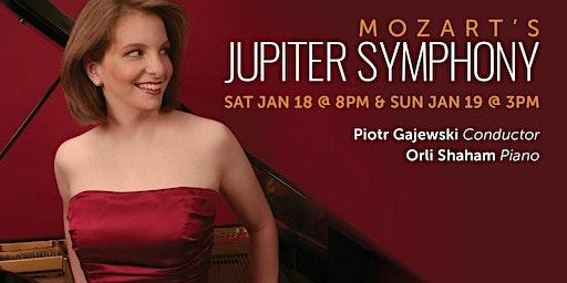 National Philharmonic: Mozart's Jupiter Symphony