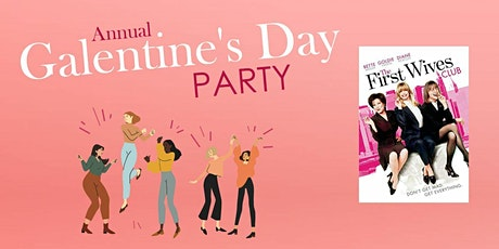 Galentine's Day Party tickets
