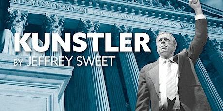 """""""Kunstler"""" tickets"""