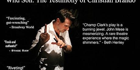 """Wild Son: The Testimony of Christian Brando"" tickets"