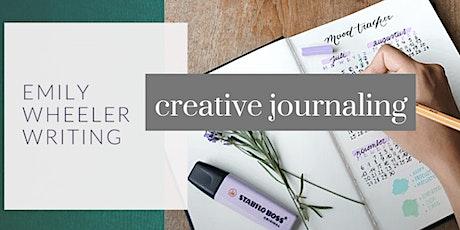Creative Journaling Workshop tickets