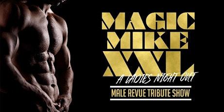 """Magic Mike XXL"" entradas"