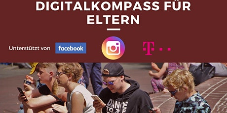 Digitalkompass für Eltern Leipzig - Neue Medien und Erziehung Tickets