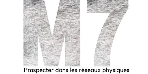 Module M7 - Formation Fréquenter les bons réseaux relationnels physique