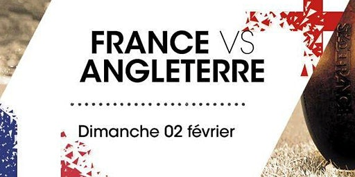 Tournoi des 6 Nations 2020 : France - Angleterre