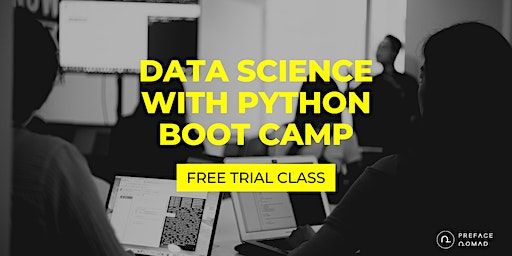 [Free Coding Trial Class] Data Science with Python Basics Boot Camp