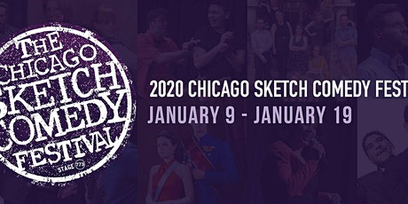 SketchFest 2020 Nightly Passes tickets
