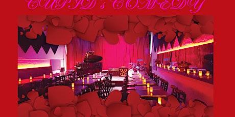 """Cupid Comedy"" tickets"