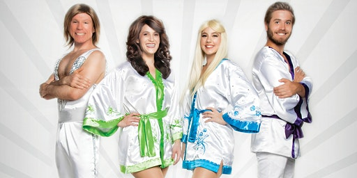 The ABBA Tribute Concert Starring ABBAFAB!