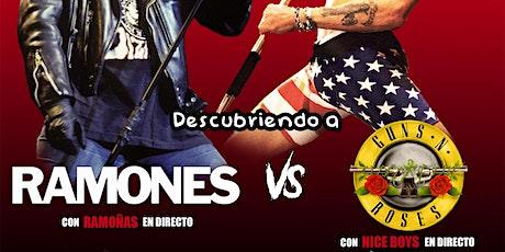 ROCK EN FAMILIA: Descubriendo a Guns 'N' Roses + Ramones  - León entradas
