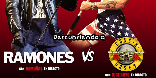 ROCK EN FAMILIA: Descubriendo a Guns 'N' Roses + Ramones  - León