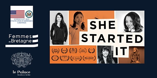 "Projection du film ""She started it"""