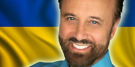 Comedian Yakov Smirnoff
