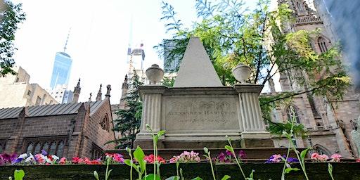 Hamilton Walking Tour of Revolutionary Era NYC