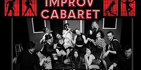 """""""Improv Cabaret"""" billets"""