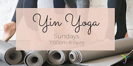 Yin Yoga Class with Yoga Nidra tickets