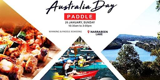 Australia Day Big Social Kayaking Meetup