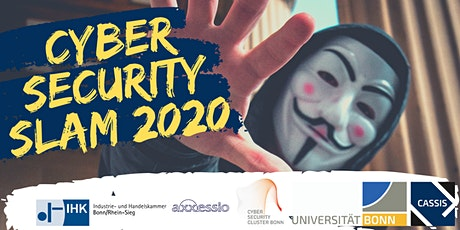Cyber Security Slam 2020 Tickets