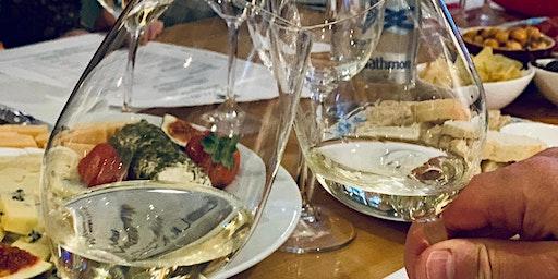 Valentine's Aphrodisiac Wine and Food Flight