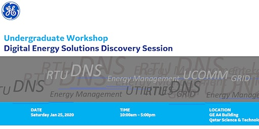 Undergraduate Workshop: Digital Energy Solutions Discovery Session