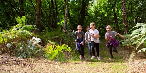 Birthday Parties at Nower Wood - April to October 2020